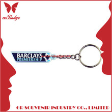Made in china metal bus shape keychain
