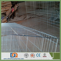Alibaba Agricultural Hot Galvanized Poultry Equipment for Africa Poultry Farm