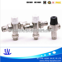 thermostat gas control valve,thermostatic radiator control valve,2 thermostatic mixing valve