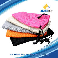 very cheap microfiber bags for mobile phone