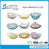 Fashionable and Decorative Style Plastic Dry Fruit Plate with Multi-design