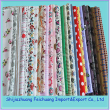 New style polyester printed woven pajama fabric wholesale