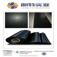 custom-made ep skimmed canvas fabric conveyor belts with high tension