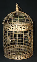 Chinese Cheap Iron WIre Bird Round Bird Cage