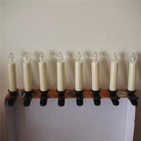 LED Pillar Candle Light for Christmas Tree