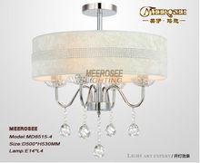 Elegant Simplicity Crystal Pendant Lamp MD8515-L4