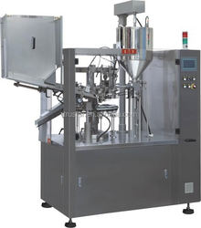 fully automatic soft cosmetic tubes filling machines