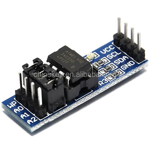 AT24C256 I2C Модуль интерфейса EEPROM памяти