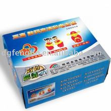use for TV part color printed box