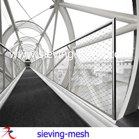 Decorative Stainless Steel Bridge Rope Cable Fence