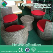 Outdoor furniture new design staking chair rattan chair dinning room furniture cafe chair without legs FWA-222-2