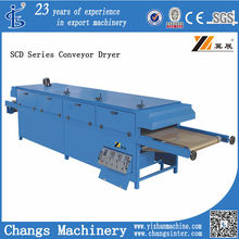 tunnel infrared screen printing oven machine for t-shirts
