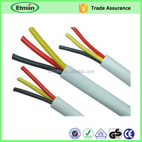 Certified by VDE insulated cable electric cables shield electric cable production line