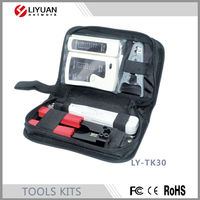 LY-TK30 Bag Package Network Cable Crimping Tool Kit with cable tester