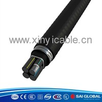 35mm 50mm 120mm 240mm PVC Insulated 2 core power cable