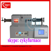 Lab Economic mini PECVD Tube Furnace System / PECVD Furnace