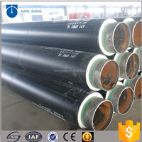 xingbang brand underground directly buried DN300MM insulation pipe for America regions pipeline systems