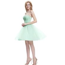 2015 hot selling Startzz strapless sweetheart neckline Padded chest knee length cheap Cocktail Dresses ST000039-4