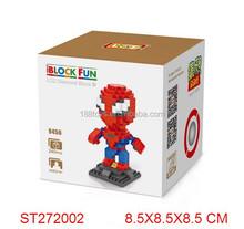 2015 new hot selling LOZ kids plastic building blocks
