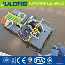 China JuLong Gold Dredger/ Gasoline gold dredger/diesel gold dredge boat for sale(4-8'')