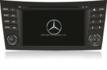 Android 4.4 Car Radio GPS for Benz E/G/CLS Class Car Stereo DVD Player RDS iPod MIC WIFI 3G CANBUS DVR