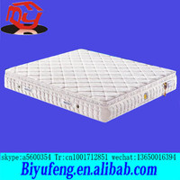 1.5*1.9 Brand of direct selling hot new rose velvet anti mite air mattress