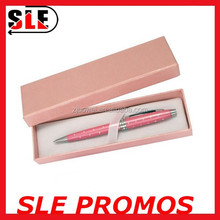Metal Ball Point Pen Packing With High Quality Box