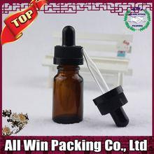 wholesale glass dropper bottle square mass stock