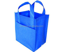 Promotional eco friendly non-woven shopping bag easy to use