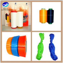 filament twisted dope dyed polyester yarn