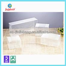 china thin rectangular plastic transparent box