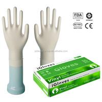 Disposable cheap vinyl gloves