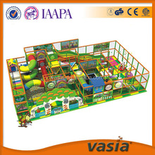 Supply great kids' amusement center indoor playground equipment play house for sale