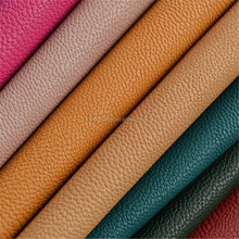 High quality pu artificial leather for business bags HX704