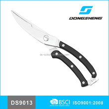 """Classic 10"""" POM handle poultry shears for kitchen bone cutter"""