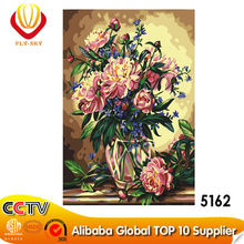 Oil Painting on Canvas Flower Oil Painting