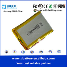 Wholesale Original li-ion Battery for android tablet replacement batteries 3.7V