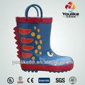 yl7048 animal atacado botas de crianças