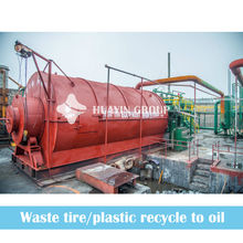 Waste Rubber Recycling Machine AND Carbon Powder Pallet
