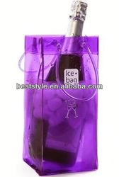 2013 popular foldable shopping trolley ice bag with chair