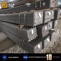 angle iron specification/hot dip galvanized angle steel/galvanized iron pipe price