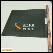 PbO2 Coated Titanium MMO Anode for Sewage Treatment