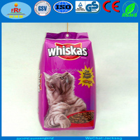 PVC Inflatable pet food pack bag, Inflatable cat food pack, Inflatable dog food pack for advertising
