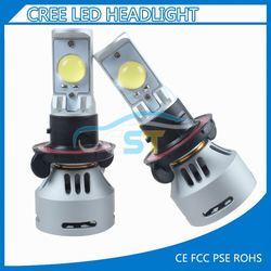 H4 H7 9007 9006 H11 H8 H9 H13 Car LED,Super Bright car LED headlight,4 side led car light bulbs