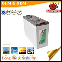 China solar power battery bank 12v 1000ah