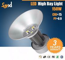 Saving-energy ETL DLC listed new innovation outdoor waterproof ip65 150w led high bay light