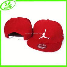 Jump man baseball hat outdoor summer sports cap