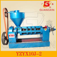 advanced agriculture machinery sunflower seeds oil oil milling machine hot&cold screw press