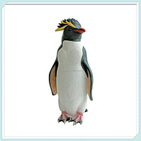 Home decoration resin penguin statue