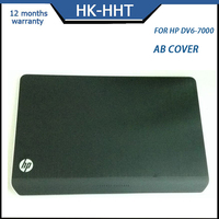 Laptop lcd back cover & front bezel cover for HP DV6-7000 cover AB